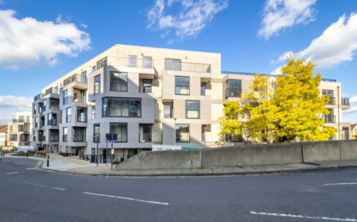 Completion of 64 apartments in Harrow