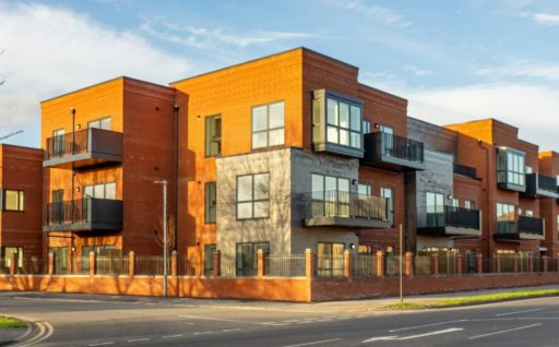 Completion of 33 apartments in South Ruislip