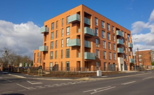 Completion of 44 apartments in Havering