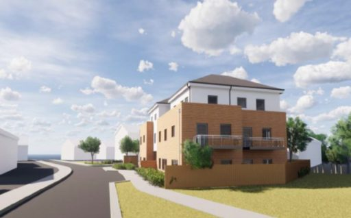 Cheshire Drive Leavesden project makes a start