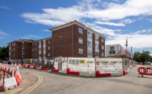Our development for Harrow Council: Chichester Court makes a great start