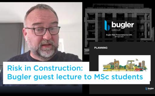 Bugler Group presentation to the University of West London
