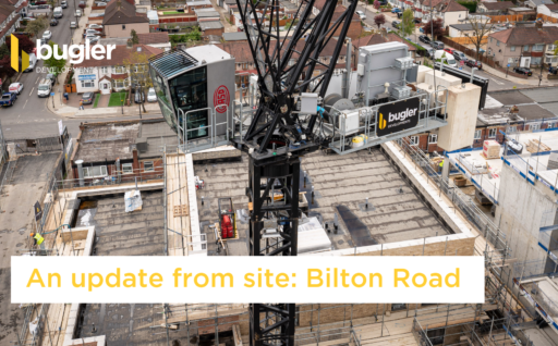 An update from site: Bilton Road