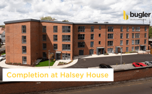 Completion at Halsey House