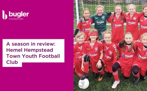 Bugler Foundation – A season in review: Hemel Hempstead Town Youth FC