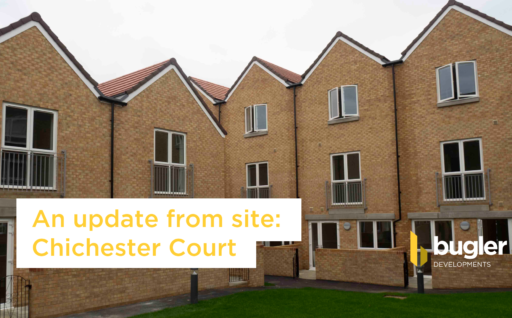 An update from site: Chichester Court
