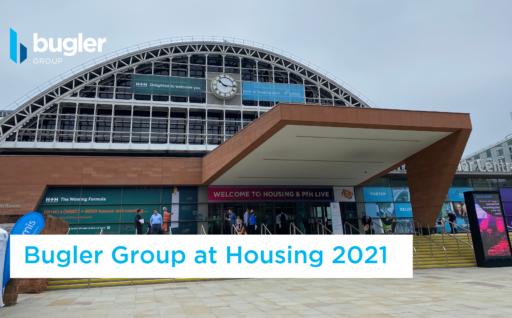 Bugler Group at Housing 2021